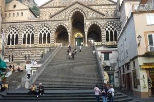 kathedraal van Amalfi